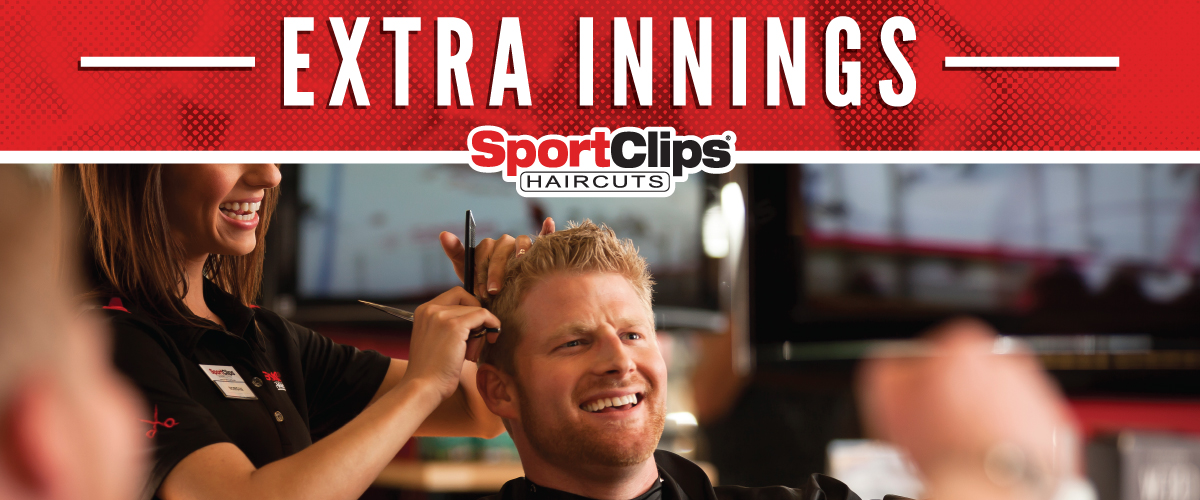 The Sport Clips Haircuts of Orlando - Lake Nona Extra Innings Offerings
